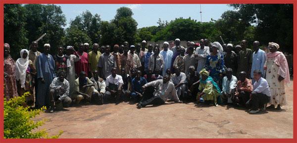 Proyecto de Meteorología Agrícola para África Occidental