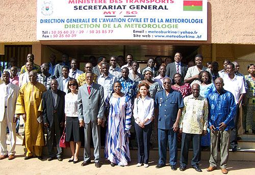 Grupo de Trabajo Clima-Salud Burkinabés