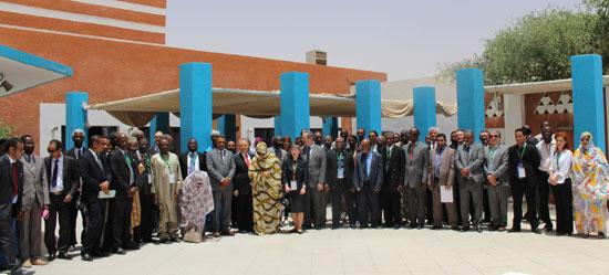 Conferencia Nouakchott 2016