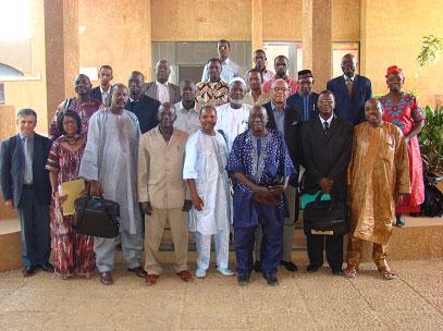 Reunión de niamey